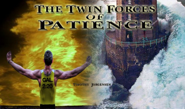 The Twin Forces of Patience